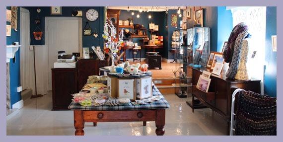 Selworthy Tea Rooms