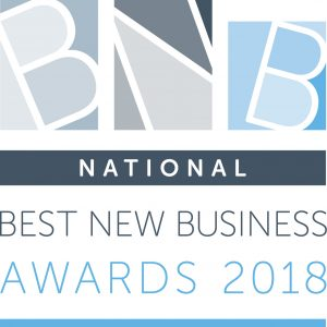 Best New Business Awards 2018 Winner